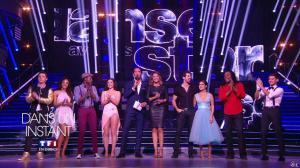 Sandrine Quétier dans Danse avec les Stars - 18/10/14 - 005