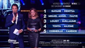 Sandrine Quétier dans Danse avec les Stars - 18/10/14 - 013