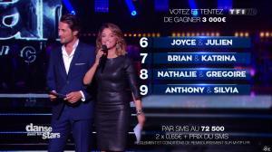 Sandrine Quétier dans Danse avec les Stars - 18/10/14 - 017