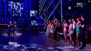 Sandrine Quétier dans Danse avec les Stars - 18/10/14 - 023