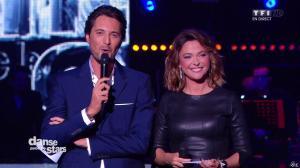 Sandrine Quétier dans Danse avec les Stars - 18/10/14 - 026