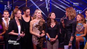 Sandrine Quétier dans Danse avec les Stars - 18/10/14 - 032