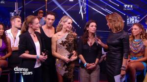 Sandrine Quétier dans Danse avec les Stars - 18/10/14 - 033