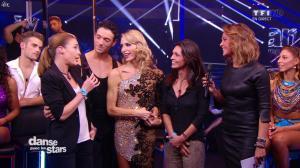 Sandrine Quétier dans Danse avec les Stars - 18/10/14 - 034