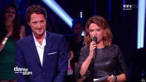 Sandrine Quétier dans Danse avec les Stars - 18/10/14 - 037