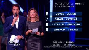 Sandrine Quétier dans Danse avec les Stars - 18/10/14 - 043