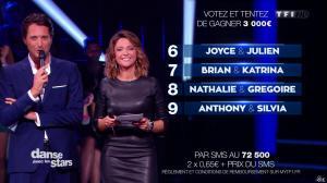 Sandrine Quétier dans Danse avec les Stars - 18/10/14 - 045