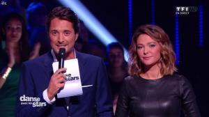 Sandrine Quétier dans Danse avec les Stars - 18/10/14 - 051