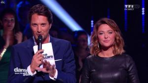 Sandrine Quétier dans Danse avec les Stars - 18/10/14 - 052