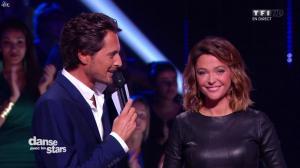 Sandrine Quétier dans Danse avec les Stars - 18/10/14 - 053
