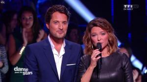 Sandrine Quétier dans Danse avec les Stars - 18/10/14 - 054