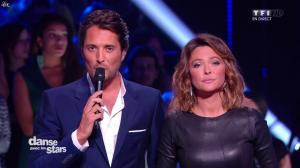 Sandrine Quétier dans Danse avec les Stars - 18/10/14 - 055