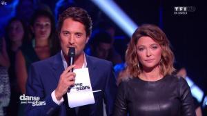 Sandrine Quétier dans Danse avec les Stars - 18/10/14 - 056