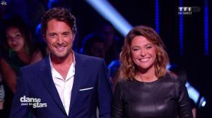 Sandrine Quétier dans Danse avec les Stars - 18/10/14 - 061