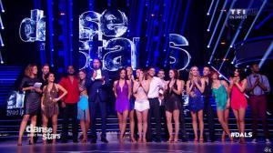 Sandrine Quétier dans Danse avec les Stars - 18/10/14 - 063