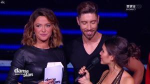 Sandrine Quétier dans Danse avec les Stars - 18/10/14 - 067