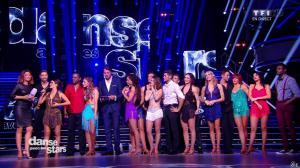 Sandrine Quétier dans Danse avec les Stars - 18/10/14 - 071