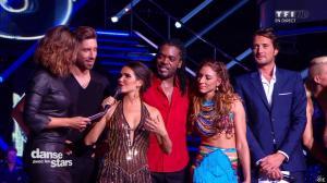 Sandrine Quétier dans Danse avec les Stars - 18/10/14 - 072
