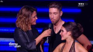 Sandrine Quétier dans Danse avec les Stars - 18/10/14 - 075