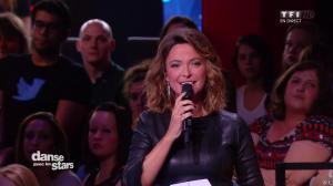 Sandrine Quétier dans Danse avec les Stars - 18/10/14 - 077