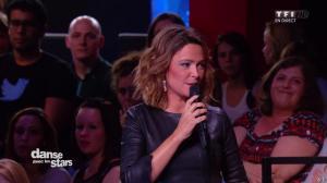 Sandrine Quétier dans Danse avec les Stars - 18/10/14 - 078