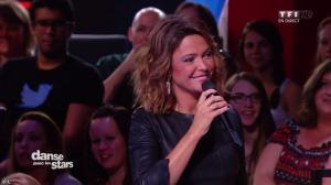 Sandrine Quétier dans Danse avec les Stars - 18/10/14 - 081