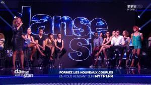 Sandrine Quétier dans Danse avec les Stars - 18/10/14 - 082