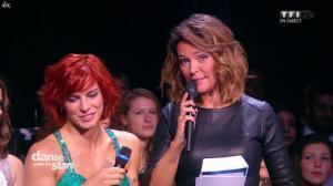 Sandrine Quétier dans Danse avec les Stars - 18/10/14 - 086