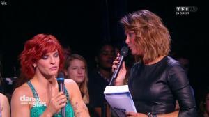 Sandrine Quétier dans Danse avec les Stars - 18/10/14 - 087