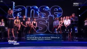 Sandrine Quétier dans Danse avec les Stars - 18/10/14 - 091