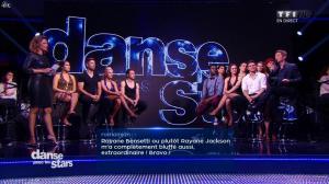 Sandrine Quétier dans Danse avec les Stars - 18/10/14 - 092