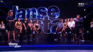 Sandrine Quétier dans Danse avec les Stars - 18/10/14 - 093