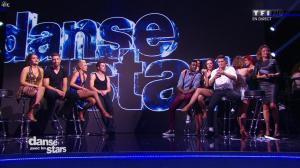 Sandrine Quétier dans Danse avec les Stars - 18/10/14 - 099