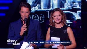 Sandrine Quétier dans Danse avec les Stars - 27/09/14 - 06