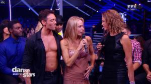 Sandrine Quétier dans Danse avec les Stars - 27/09/14 - 10