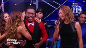 Sandrine Quétier dans Danse avec les Stars - 27/09/14 - 11
