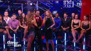Sandrine Quétier dans Danse avec les Stars - 27/09/14 - 12