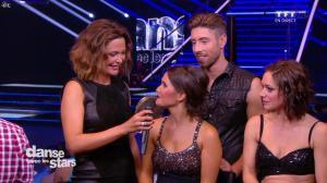 Sandrine Quétier dans Danse avec les Stars - 27/09/14 - 17
