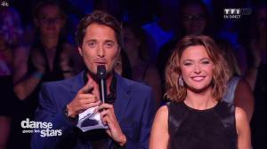 Sandrine Quétier dans Danse avec les Stars - 27/09/14 - 30
