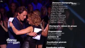 Sandrine Quétier dans Danse avec les Stars - 27/09/14 - 32