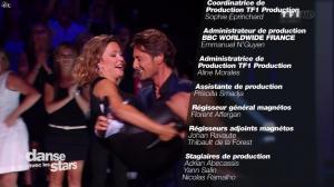 Sandrine Quétier dans Danse avec les Stars - 27/09/14 - 33