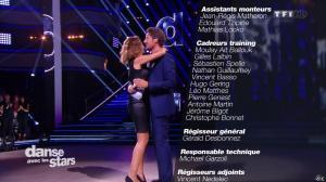 Sandrine Quétier dans Danse avec les Stars - 27/09/14 - 34