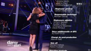 Sandrine Quétier dans Danse avec les Stars - 27/09/14 - 35