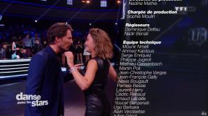 Sandrine Quétier dans Danse avec les Stars - 27/09/14 - 36