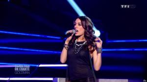 Sofia Essaidi dans Samedi Soir On Chante Goldman - 19/01/13 - 24