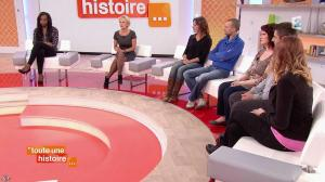 Sophie Davant dans Toute une Histoire - 04/11/14 - 01