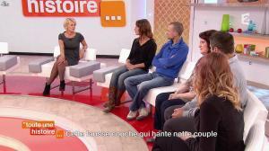 Sophie Davant dans Toute une Histoire - 04/11/14 - 02