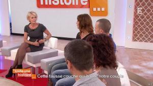 Sophie Davant dans Toute une Histoire - 04/11/14 - 05