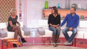 Sophie Davant dans Toute une Histoire - 04/11/14 - 06