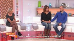 Sophie Davant dans Toute une Histoire - 04/11/14 - 07